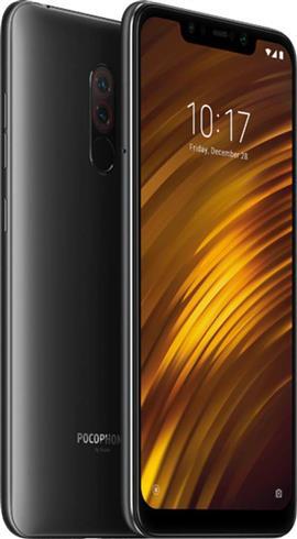 Xiaomi Pocophone F1 64GB, Schwarz