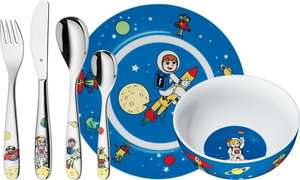 WMF Willy Mia Fred Space Kinder-Set, 6-tlg.