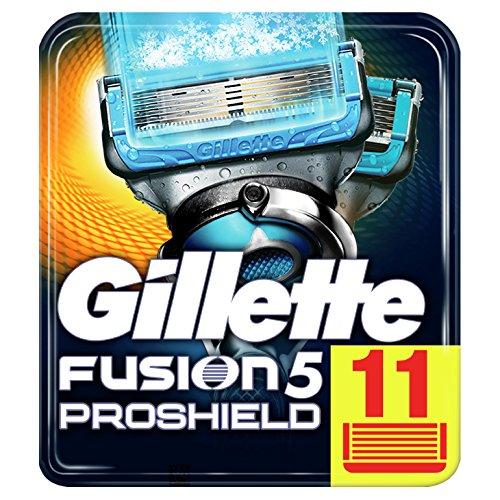 [Amazon] Gillette Fusion5 ProShield Chill Rasierklingen, 1er Pack (1 x 11 Stück)