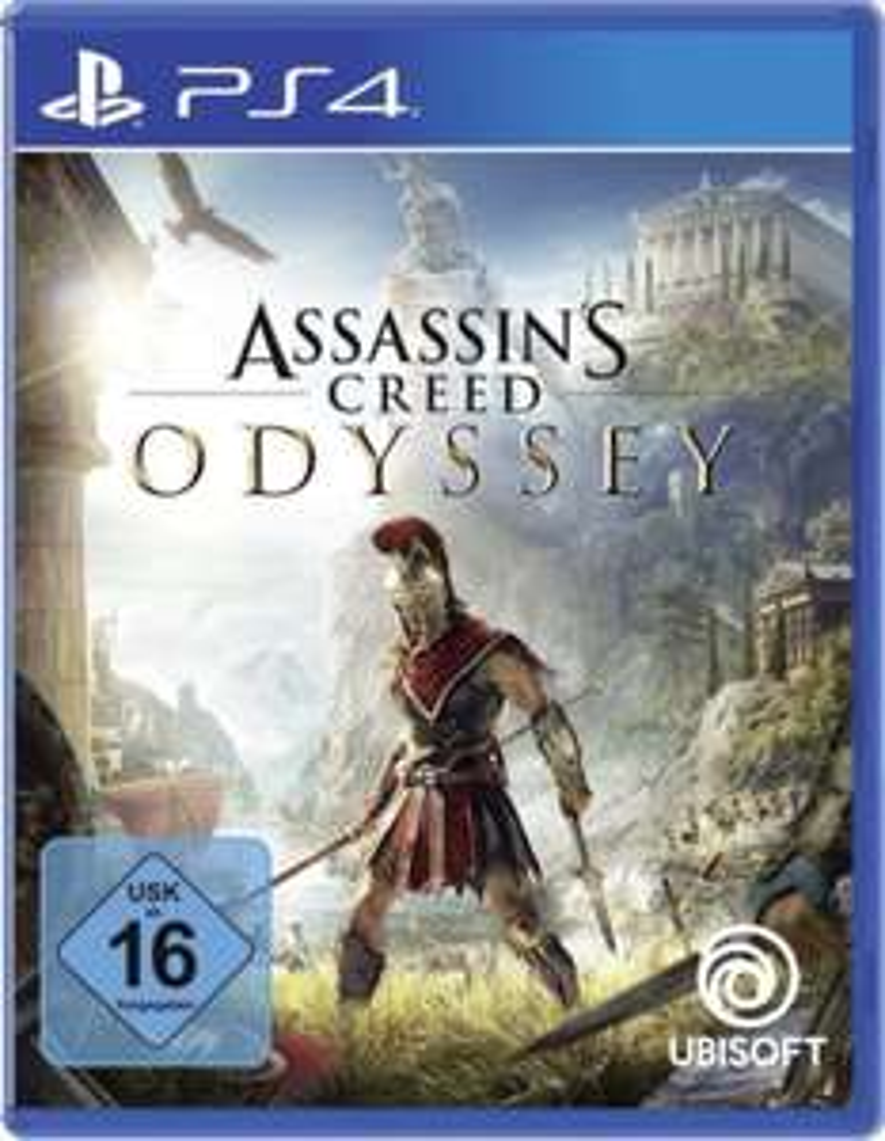 Assassin's Creed Odyssey  für PlayStation 4 um 24,20€