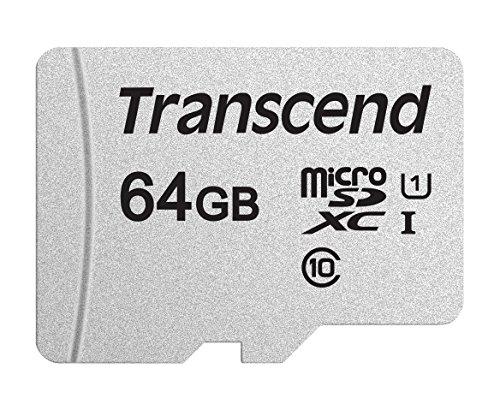 Amazon.de: Transcend 64GB microSDXC/SDHC Speicherkarte um 8,96€