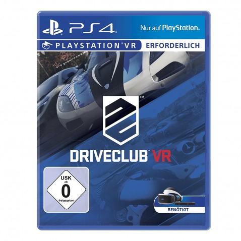 Sony Driveclub VR [PSVR]