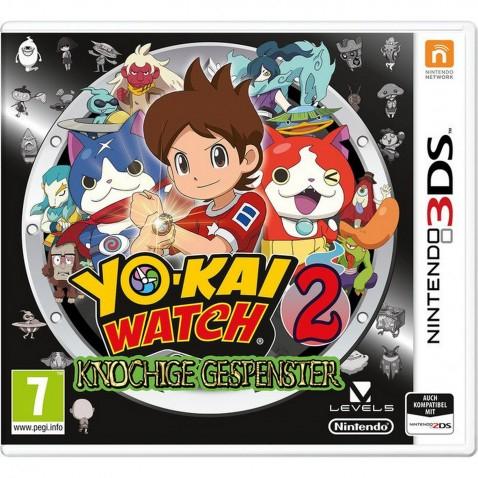 Yo-Kai Watch 2: Knochige Gespenster [3DS]