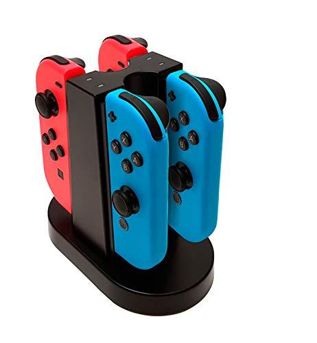 Amazon.de: BigBen Quad Ladestation für Nintendo Switch Controller