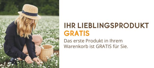 Yves Rocher: Das erste Produkt im Warenkorb kostenlos - ab 30€ keine Versandkosten