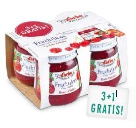 [Merkur] Darbo Fruchtikus 3 + 1 gratis & -25% Rabatt Pickerl Kombo (lokal?)
