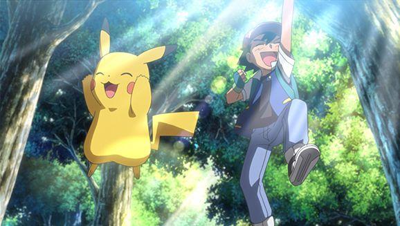 [Pokemon.com] Pokémon – Der Film: Du bist dran! kostenloser Stream