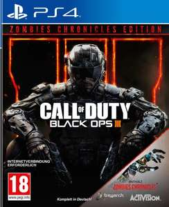 Call of Duty: Black Ops III Zombies Chronicles Edition  (Ps4 & Xbox One) für 16,99€