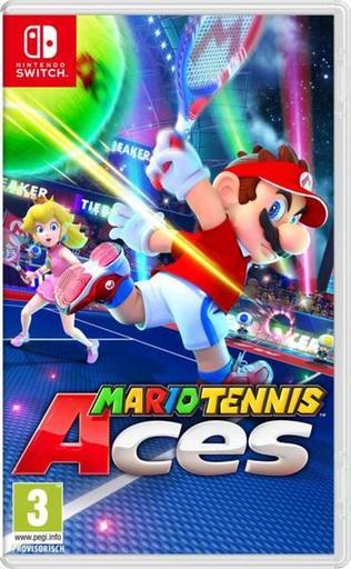 Mario Tennis Aces (SWITCH) - LIBRO