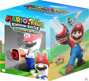 Mario + Rabbids Kingdom Battle (Collector's Edition) bei Libro für 39,99€
