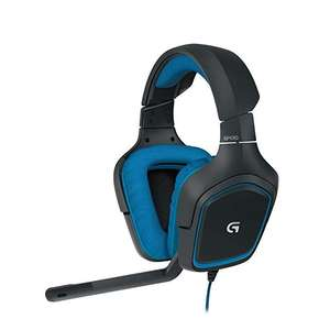 [Amazon] Logitech G430 Gaming Kopfhörer (Dolby 7.1 Surround Sound für PC )