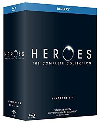 [Amazon.es] Heroes - Die komplette Serie inkl. deutscher Tonspur