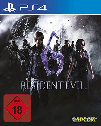 [Amazon] Resident Evil 6 (PS4)