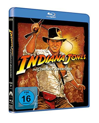 Indiana Jones - The Complete Adventures [BD]