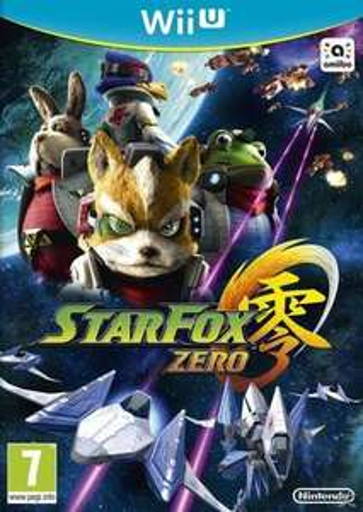 [Libro.at] Star Fox Zero für Wii U zum Bestpreis