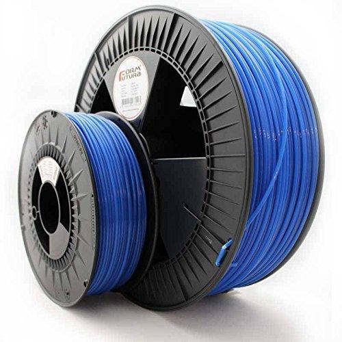 Formfutura 175PABS-OCEBLU-2300B Premium 3D Printer Filament, ABS, 1.75 mm, Ocean Blue (Pack of 4) 4x2,3kg=9,2kg
