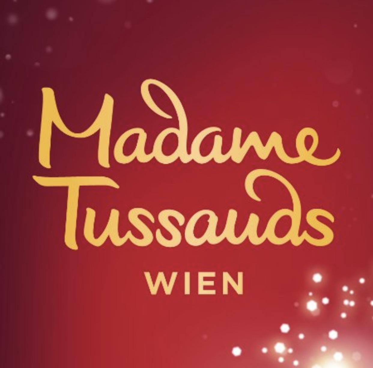 Madame Tussauds Wien: 1+1 Gratis Eintritt.