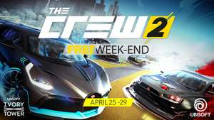 [PC/PS4/XB1] The Crew 2 Free Weekend