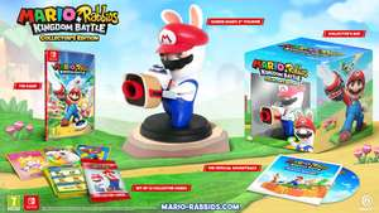 [GameStop] Mario & Rabbids Kingdom Battle Collectors Edition um 29,99