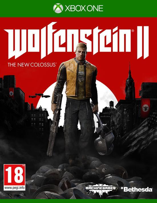 GameStop: Wolfenstein II: The New Colossus (Xbox One) für 14,99€
