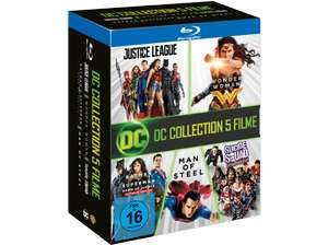 DC 5-Film Collection [Bluray]