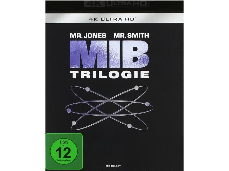 Men in Black - Trilogie (4K Ultra HD) [Blu-ray]