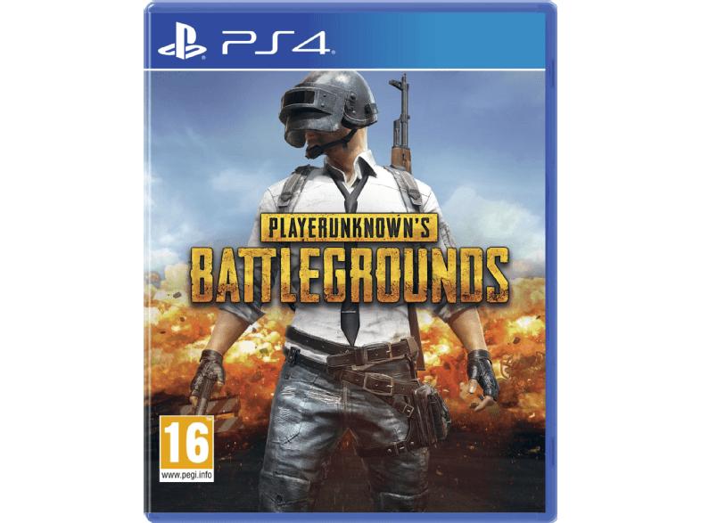 Playerunknown's Battlegrounds (PUBG) [PS4]