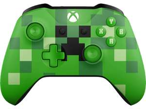 Microsoft Xbox One Wireless Controller - Minecraft Green Edition