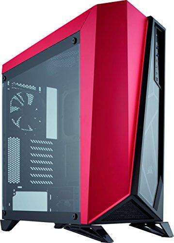 [Amazon Prime] Corsair SPEC-OMEGA Mid-Tower-ATX-Gaming-Gehäuse (mit Sichtfenstern aus gehärtetem Glas)