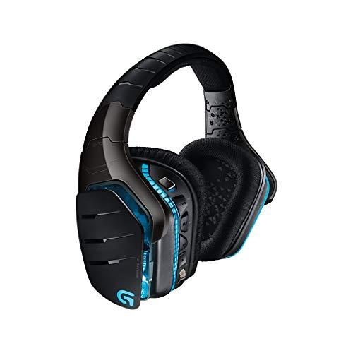 Logitech G933 Artemis Spectrum Kabelloses 2,4 GHz Gaming-Headset (mit 7.1 Surround Sound Pro, geeignet für PC, Xbox One und PS4) für 91,47€