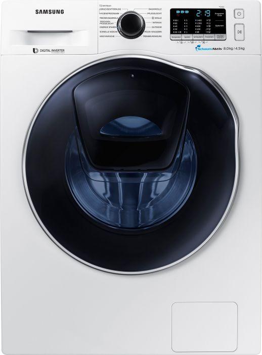 [0815] Samsung WD8AK5A00OW Waschtrockner