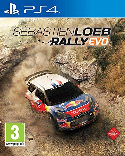 Sébastien Loeb Rally Evo [PS4]