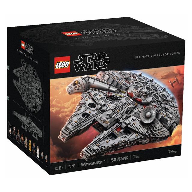 El Corte Ingles: LEGO Star Wars Ultimate Collector Series - Millennium Falcon, zum neuen Bestpreis