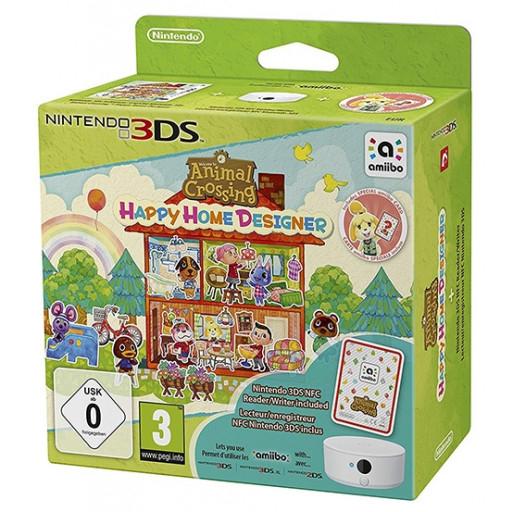 Animal Crossing: Happy Home Designer inkl. NFC-Lesegerät [3DS]