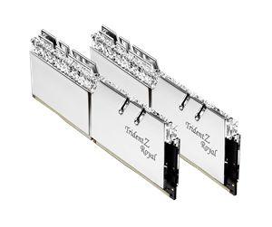G.Skill Trident Z Royal DDR4-3000 C16 DC - Silver - 16GB