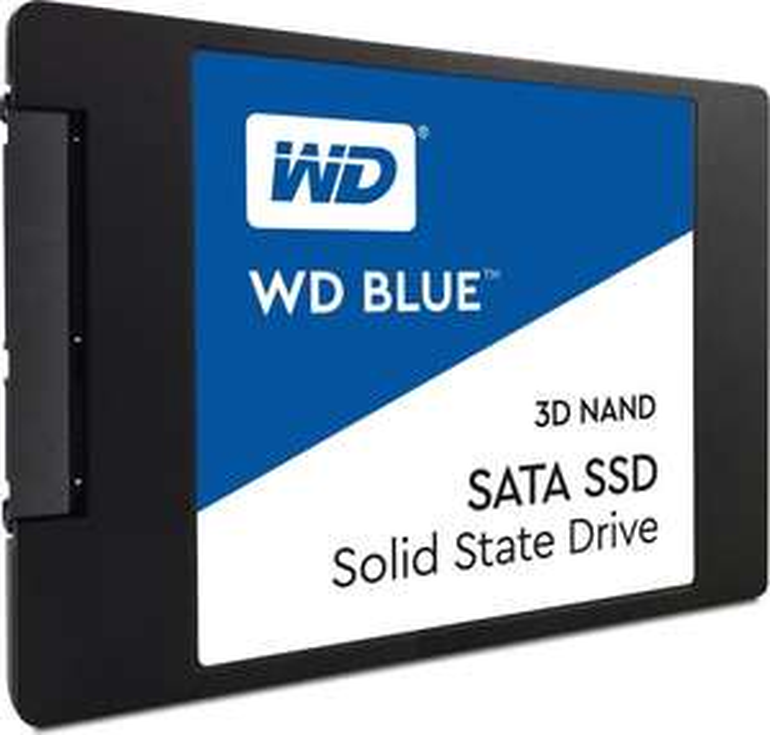 [Amazon.co.uk] Western Digital WDS500G2B0A WD Blue 3D NAND SSD 500 GB