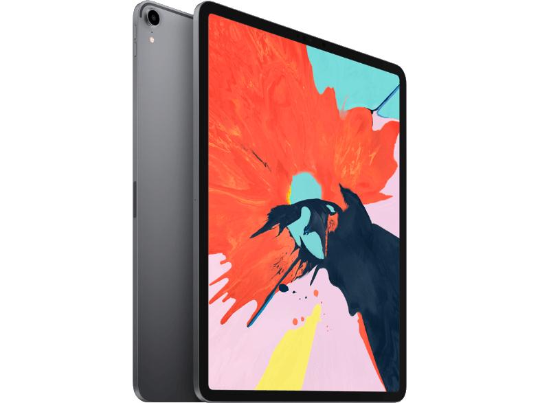 """APPLE iPad Pro (2018) 12.9"""" Wi-Fi 64 GB Space Grau (MTEL2FD/A)"""