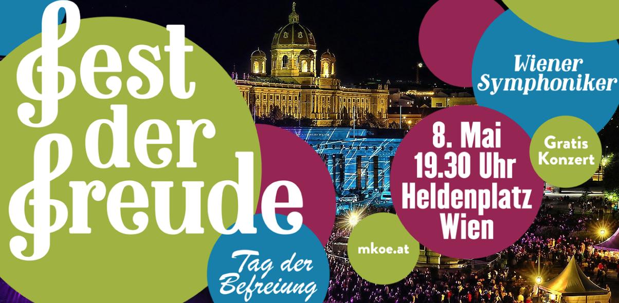 GRATIS Konzert der Wiener Symphoniker - am 8.5.2019 - 19:30 Uhr