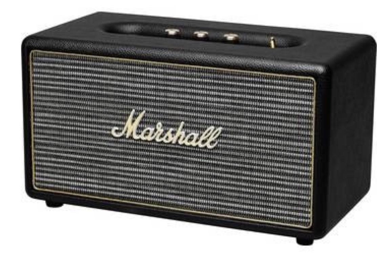 Marshall Stanmore BT Black Bluetooth Lautsprecher für 159€