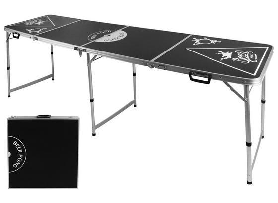 Beer Pong Tisch höhenverstellbar (gratis Versand)
