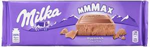 Milka Alpenmilch - Großtafel, 16er Pack (16 x 270 g)