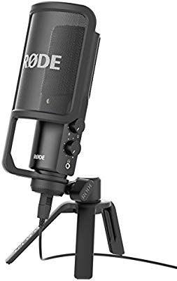 [Amazon] Rode NT-USB USB-Kondensatormikrofon