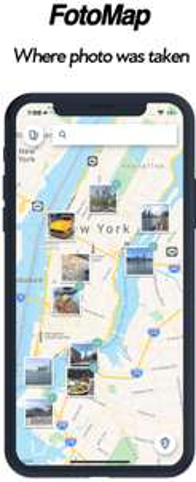 Foto Map - Blend Foto into Map