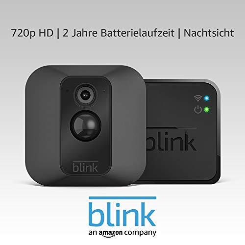 Blink XT System für Videoüberwachung, mit Bewegungserkennung, inkl. Cloud-Speicherdienst für 119,99€