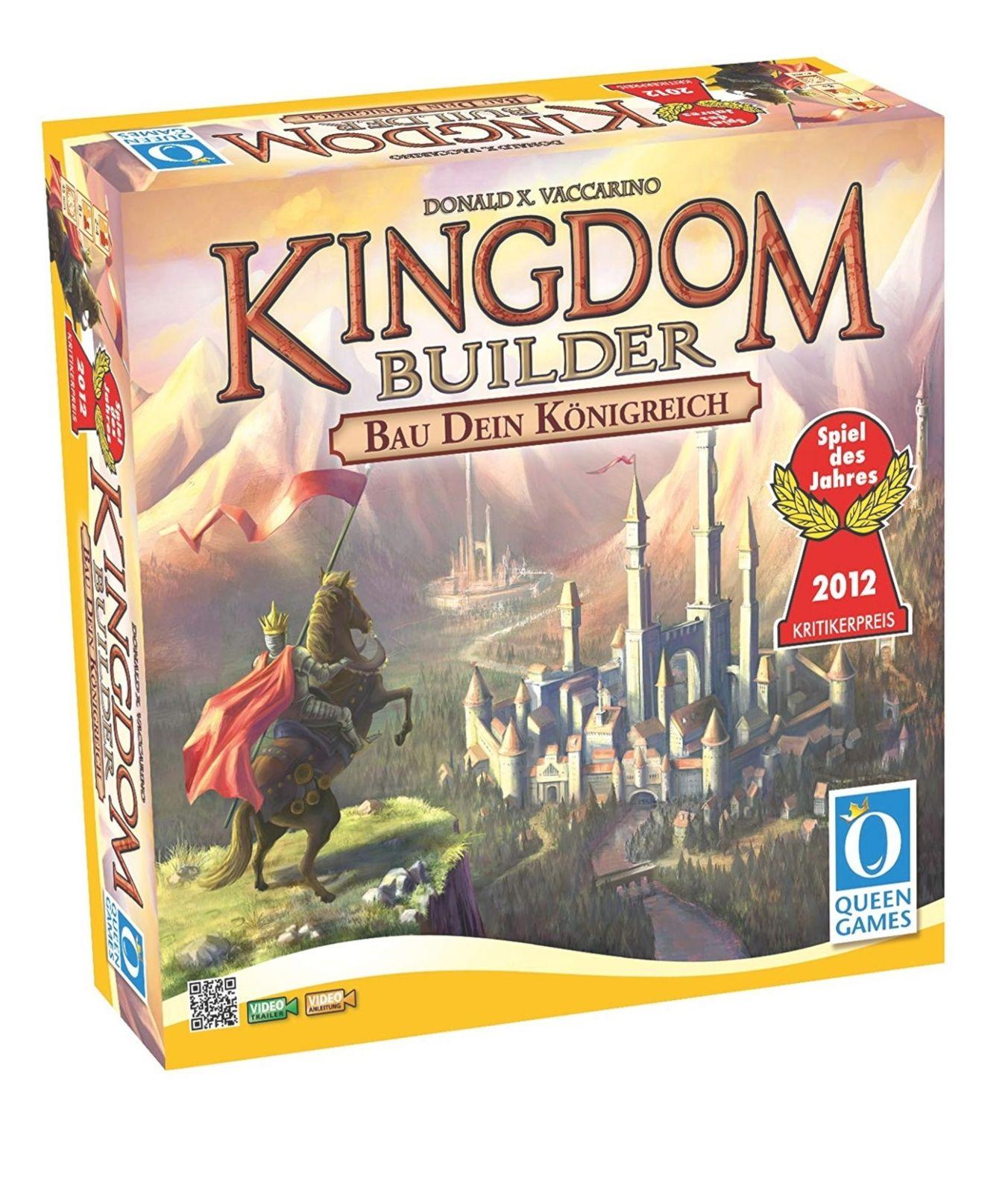Spiel des Jahres 2012, Kingdom Builder