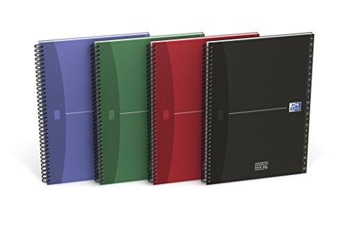 """5x Oxford """"Essentials"""" Adressbuch"""