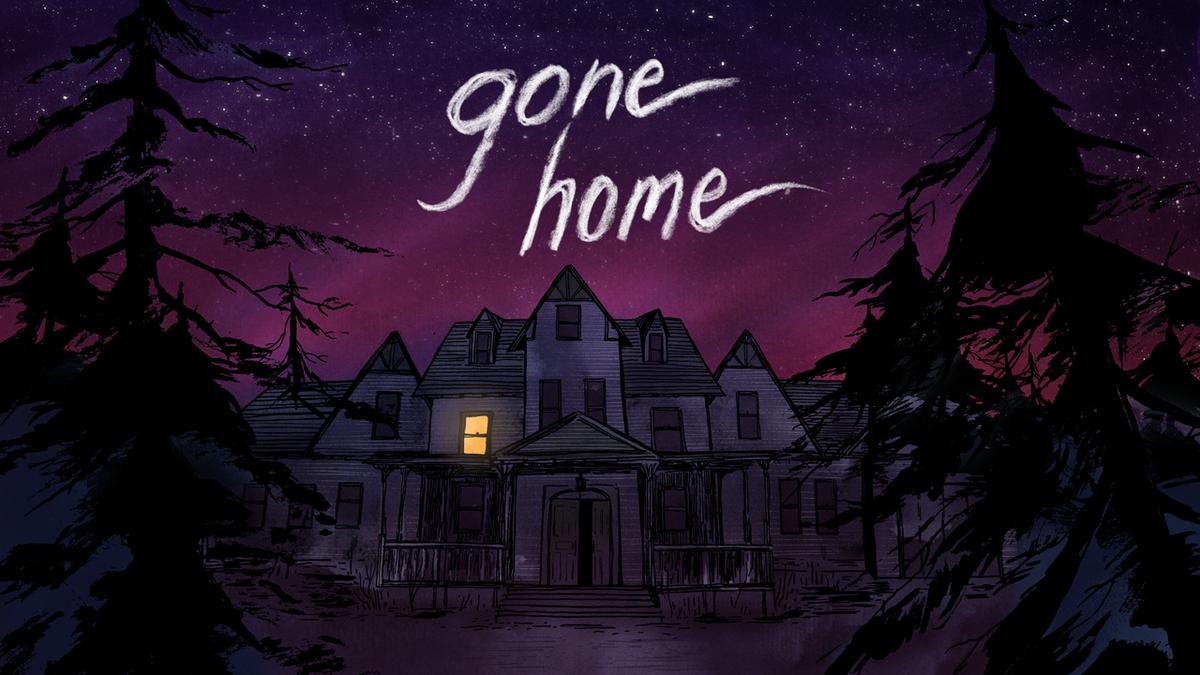 Gone Home kostenlos @HumbleBundle
