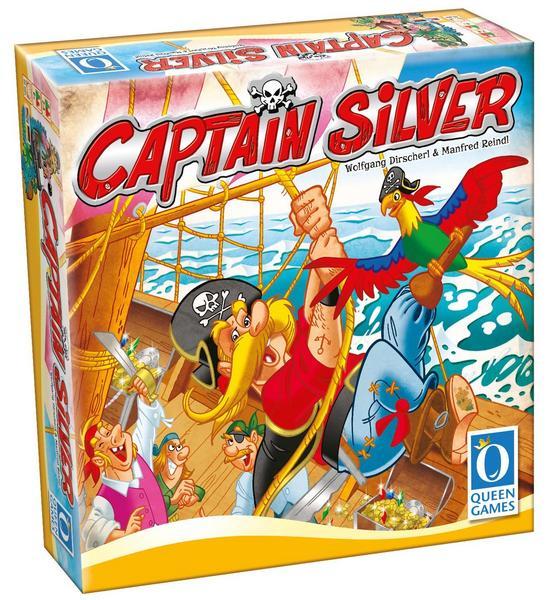"""Kinderspiel """"Captain Silver"""" zum aktuellen Bestpreis bei Thalia"""