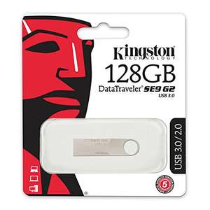Kingston DataTraveler 128 GB 3.0 USB Stick