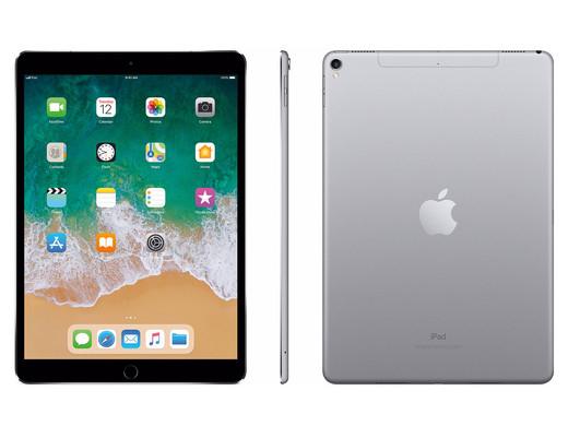 """www.ibood.com/at l  Apple iPad Pro 12.9"""" 64GB, silber [2. Generation / 2017] (MQDC2FD/A)"""